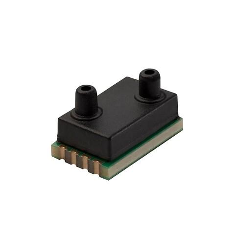 HTD Lågdifferenstrycksensorer: Piezoresisitva grenrörslågtryckssensorer från 1 mbar.