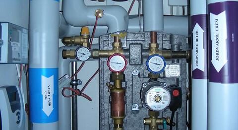 Varmepumpeteknik for rådgivere