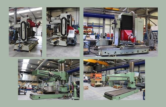 Bast & Co ombygning og retrofit af maskiner