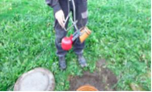 Nyt Napan højvandslukke løser monteringsudfordring og giver økonomiske fordele ved sikring mod tilbageløb i kloakker.