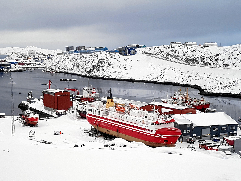 Grønlandsk værft opruster maskiner og værktøj - Søfart