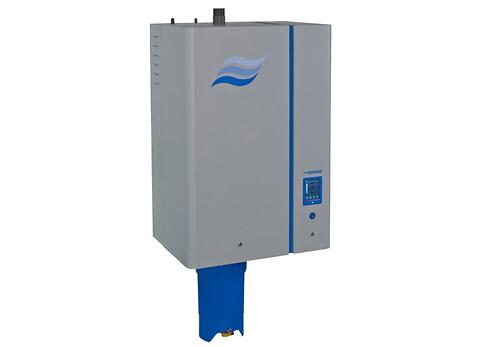 Condair RS resistiva ångbefuktare - Condair RS dampbefugter er en elektrisk dampbefugter med minimal vedligeholdelse.