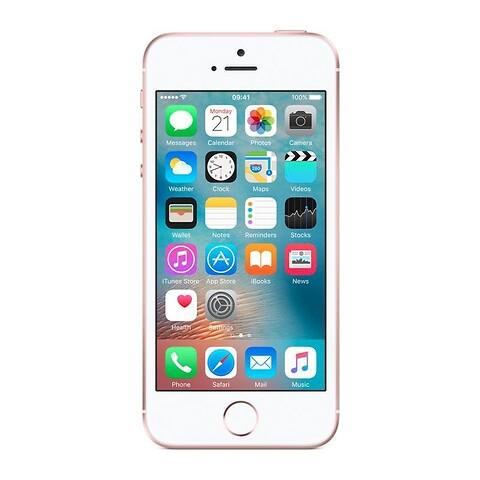 Apple iphone se 64GB (rosaguld) - grade b - mobiltelefon