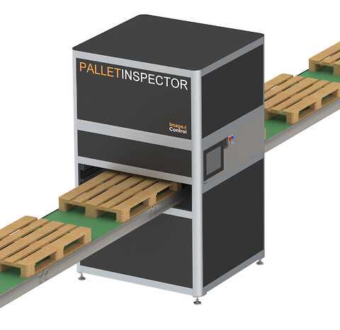 Image Control Systems AB PalletInspector