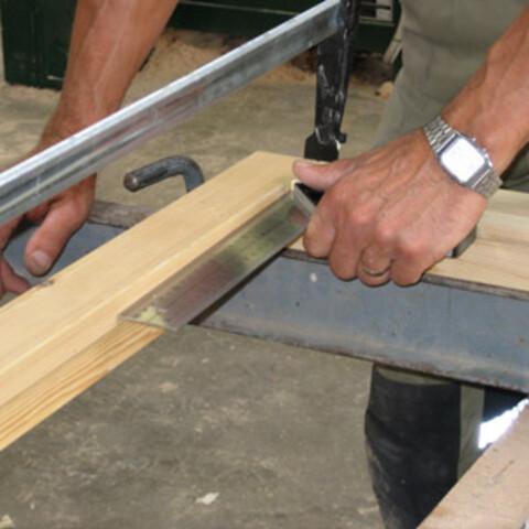 Tømrer og snedker
