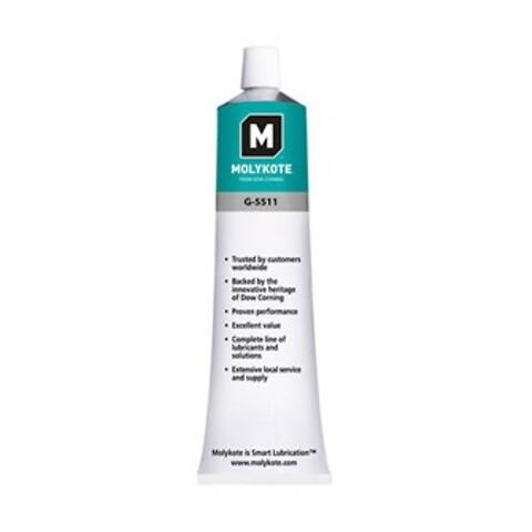 Molykote® G-5511 Water Tap Compound til vandhaner - én smørefedt med to funktioner