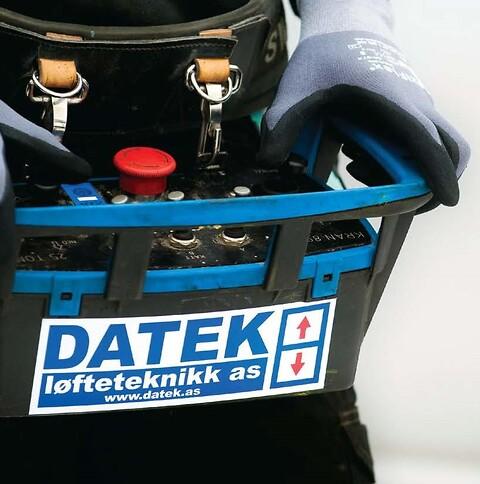 Datek Løfteteknikk tilbyr kontroll, service og reparasjoner av radiostyringer