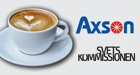 Frukost: Automation och robotsvetsning - Frukost med Axson och Svetskommissionen.
