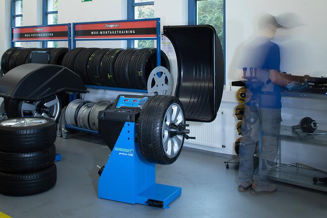 Verkstadsutrustning från SUN Maskin & Service AB