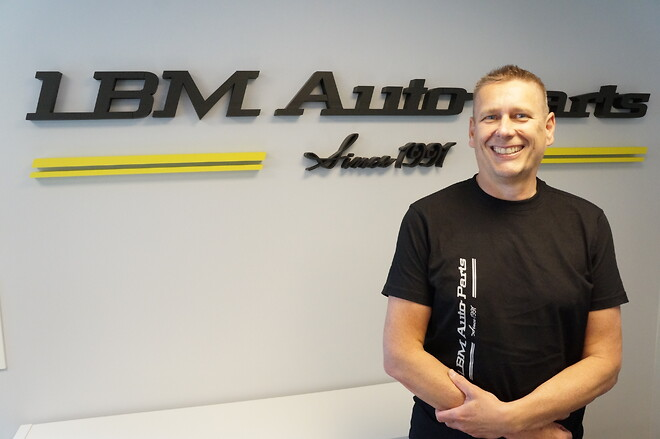 Peter Wendel, LBM Autoparts, STS Group