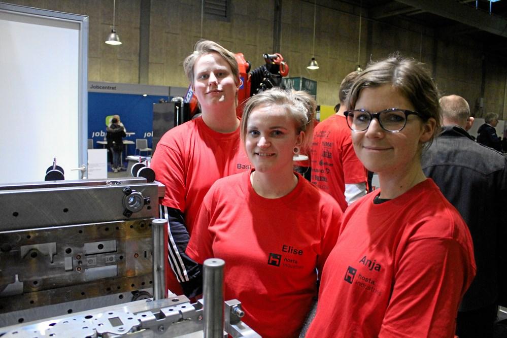Skoleelever overser de attraktive industriuddannelser - Jern & Maskinindustrien