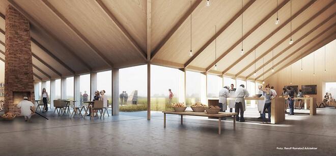 Kornets Hus Foto: Reuilf Ramstad Arkitekter