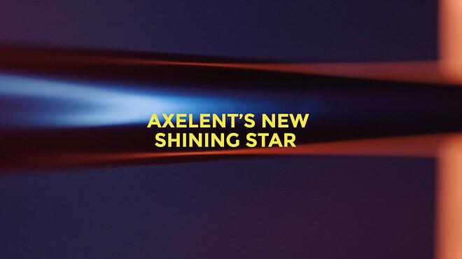 Axelents nya stjärna