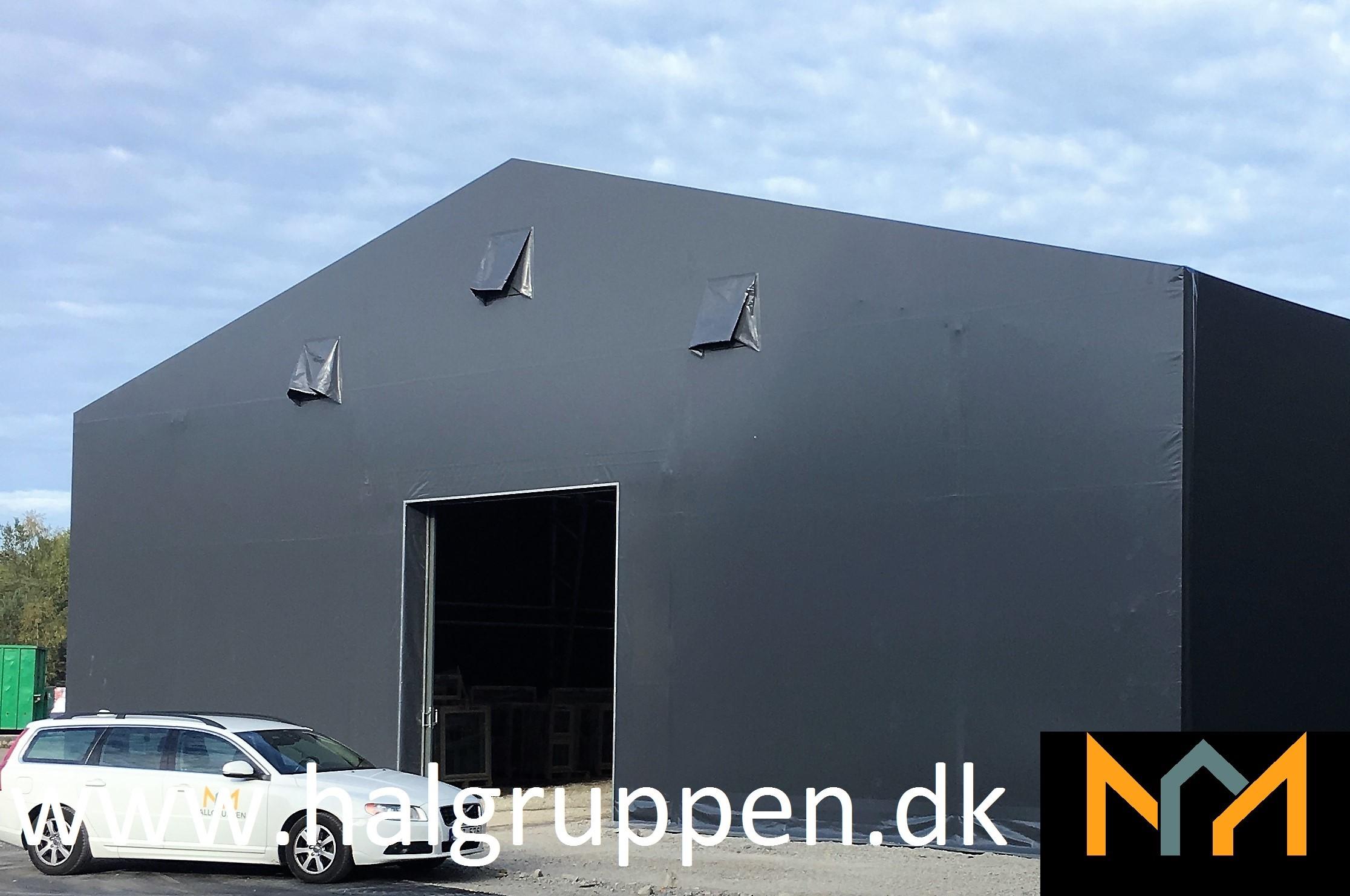 LAGERHAL – Nyt lager på egen grund – Køb eller Leje - Energy Supply DK