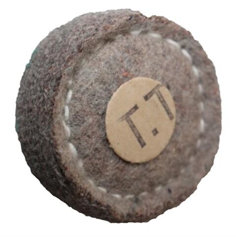 Tt 50 mm (slutpolering) 6 mm aksel