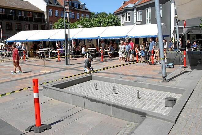3d4ccbe8abc Arbejdsmiljø truer byers springvand - Licitationen