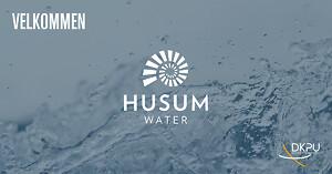 DKPU skal hjælpe med automatisering af processer hos Husum Water