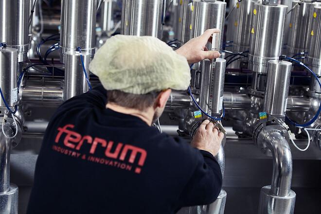 Ferrum leverer også Turnkeyløsninger