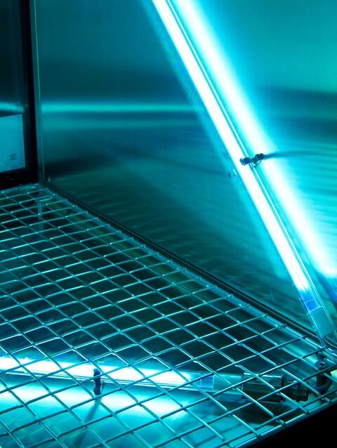 Hvordan virker UVC-lys?