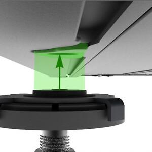 Lyftadapter till Tesla Model 3 från SUN Maskin & Service AB