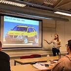 KTH-kursen Industriell limningsteknik med G A Lindberg som partner