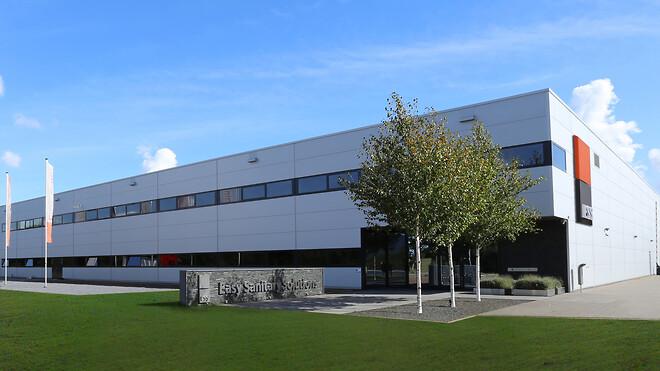 ESS hovedkvarter i Holland