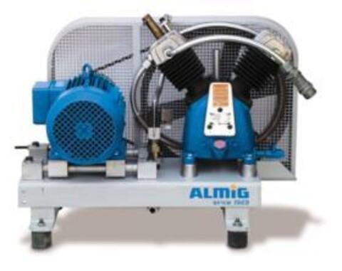 ALMiG HL/HLD høytrykkskompressor fra Vestec