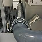 Procesudsugning, Plastrørsystemer, Procesventilation, Punktudsugning