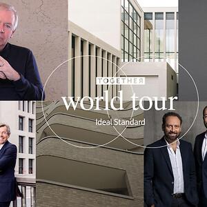 Togetherworldtour  Berlin bathroomdesign design ideal standard børma badeværelsesdesign kultur arkitektur