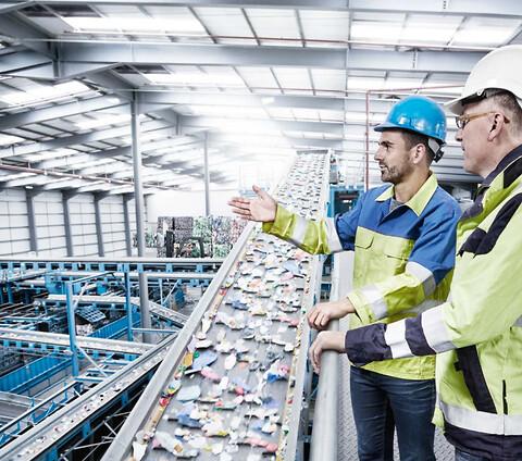 Sensorløsninger til renovations- og genbrugsbranchen - Smarte sensorløsninger til affald og genbrug
