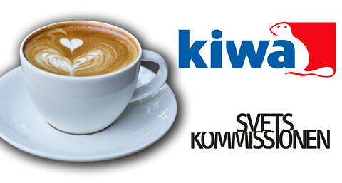 Frukost: Svetsning av standardaustenitiskt rostfritt stål - Frukost med Kiwa och Svetskommissionen.