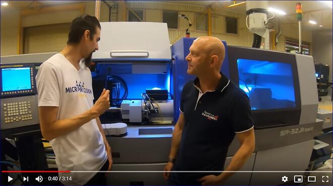 Vår smörjmedelsexpert Mats Svensson lär oss lite om Gejdoljans egenskaper