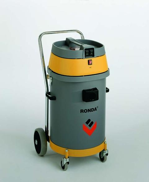 RONDA 550 vandsuger med pumpe til større vandmængder - RONDA 550 vandsuger med pumpe