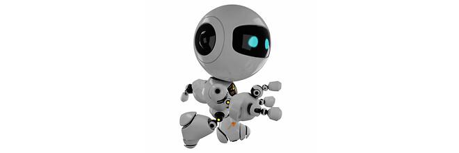 Slæberinge robotter