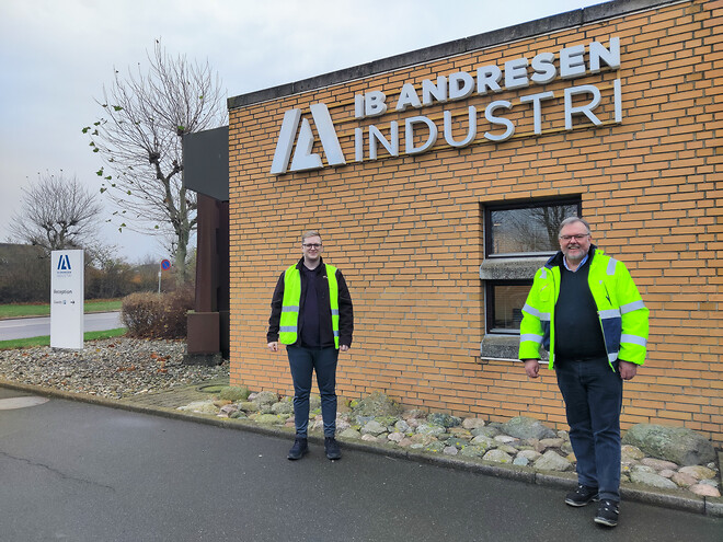 Ib Andresen Industri og Dansk Energirådgivning