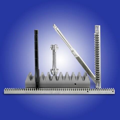 Tilverkning av kuggstänger - Tilverkning av kuggstänger