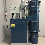 Dustcontrol, Centralrengøring, Centralstøvsuger, Industrirengøring, ATEX