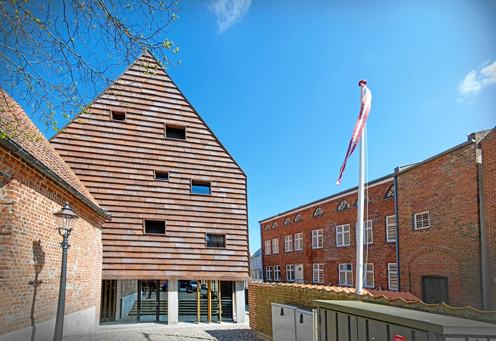 a7da8925d881 Ribes nye multihus kan vinde en Brick Award - Licitationen