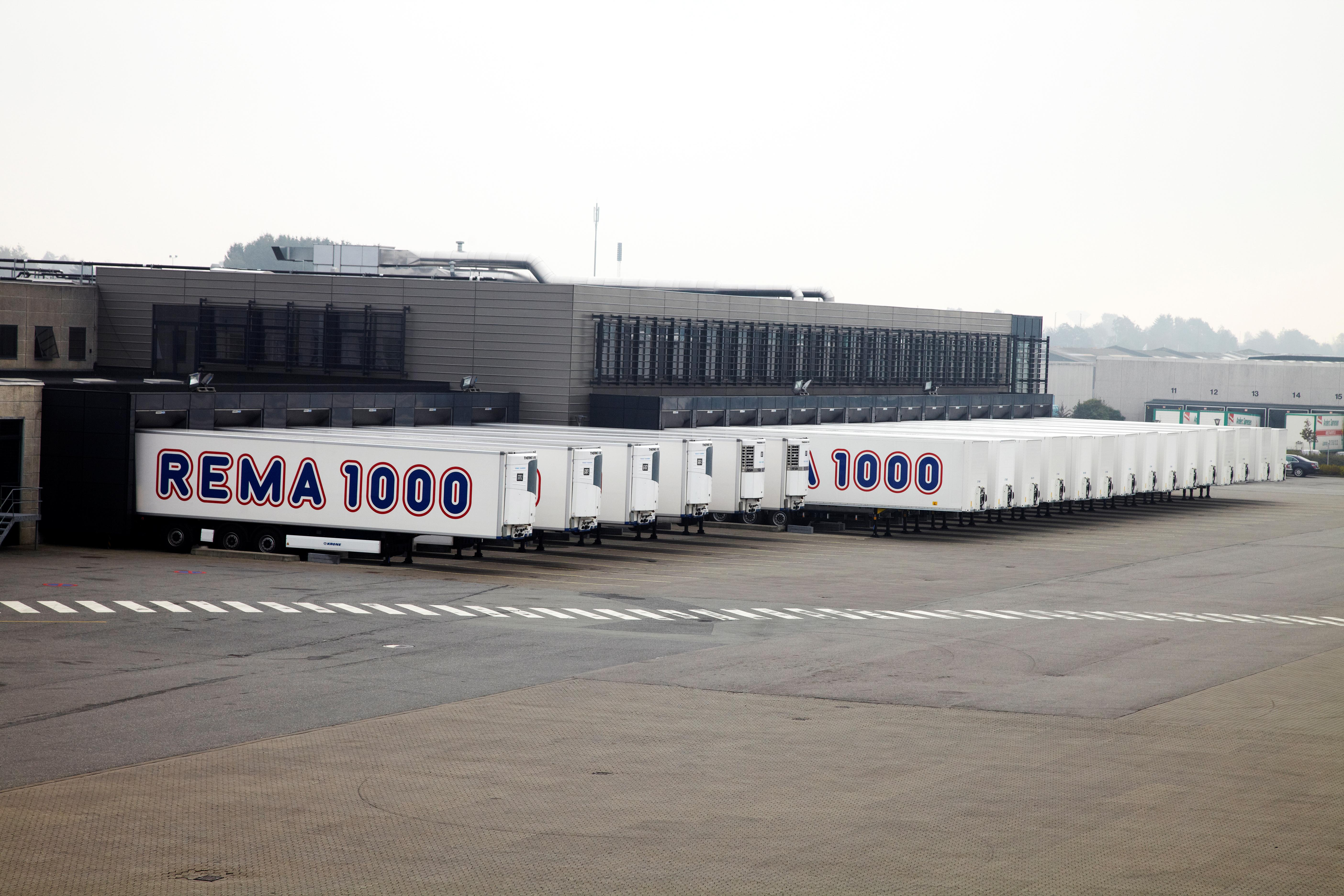 rema 1000 forus lager