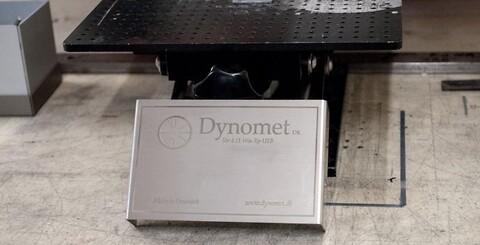 VPD bearbejdning tilbyder lasergravering på alle metaller