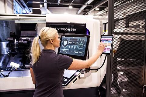 Forståelse av maskinens utnyttelse gir betydelig effektivitetsbidrag