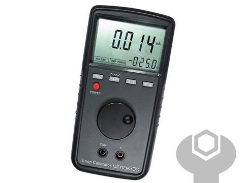 Preocesmultimeter 30C elma
