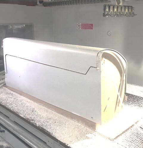 JO Plast a/s tilbyder 3- og 5-akset CNC fræsning