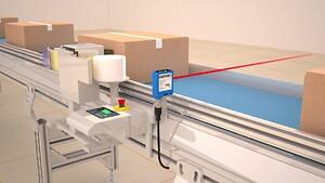 Fotocelle ICS pakkemaskine contrinex