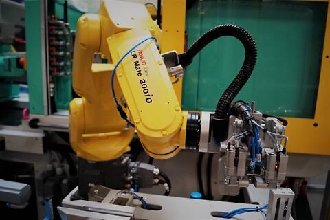 Automatisk maskinbetjening