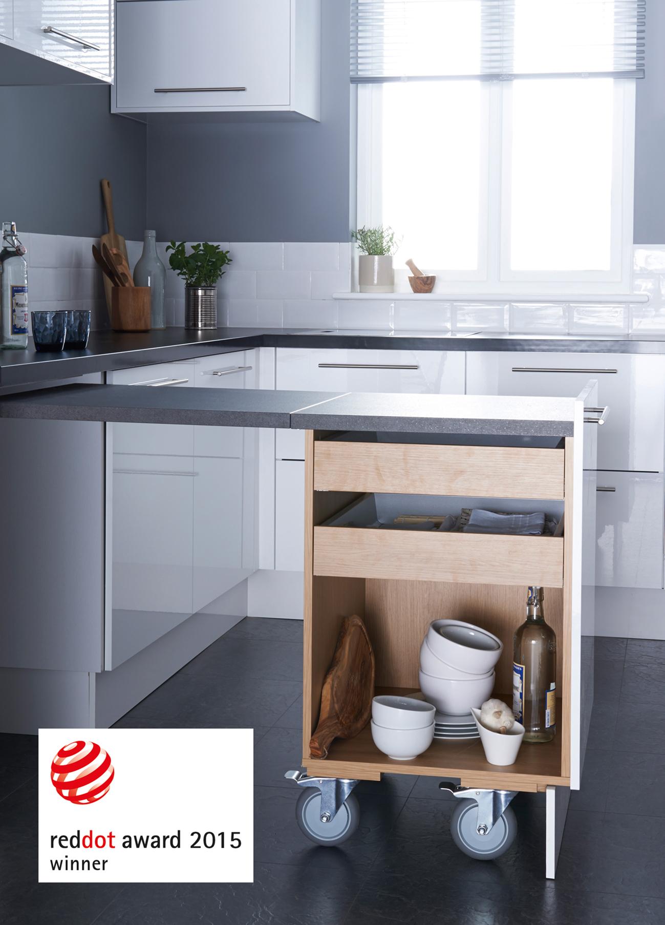 Fornem designpris til innovative køkkener   wood supply dk
