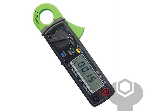 Tangamperemeter digital CM01 elma