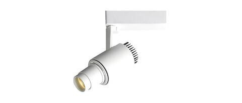 Moderna LED-spotlight för museer och affärer