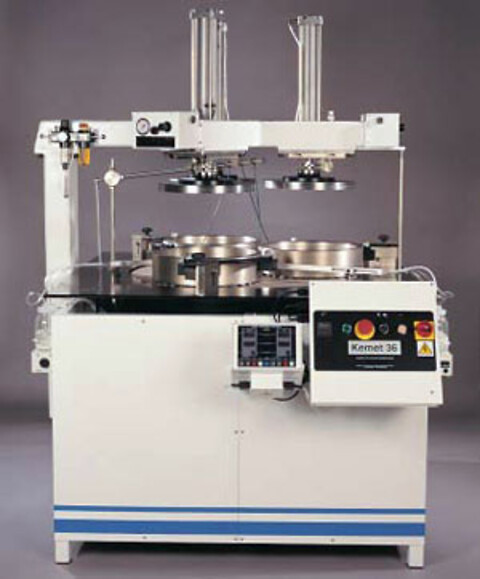 KEMET Lappemaskiner gulvmodeller fra ABC-Maskin