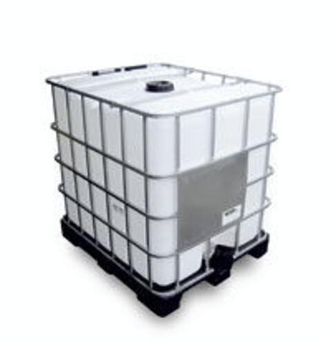 1050 L palletanke/ IBC - velegnet til fødevarer
